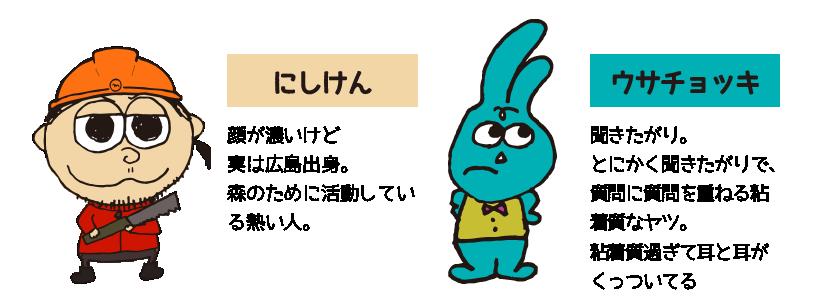 チョッキアニマル(sp)