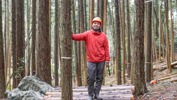 クラファン【〜1000年続く森作りのシンボル〜「きらめ樹間伐ツリーハウス」を作りたい!】に、ご支援いただいた皆様へ